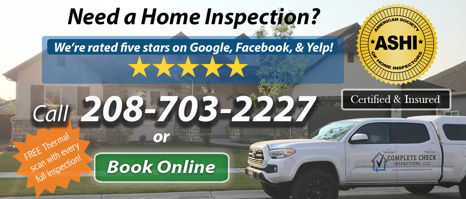 complete check home inspections boise idaho